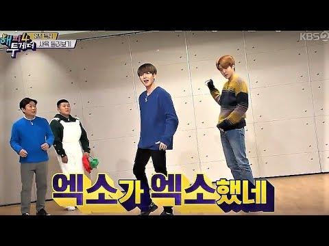 EXO(백현&세훈)_ 템포춤추기😍 + 세훈TV😂 + ...  [ENG SUB]