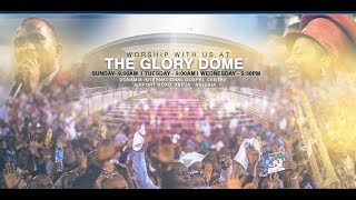 FROM THE GLORY DOME: EASTER CELEBRATION SERVICE. 21.04.2019