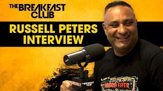 Russell Peters On Comedy Today & The Accolades You Never Even Knew He Had