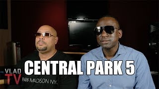Central Park 5 on Real Rapist Confessing After They Served 7 Years in Prison