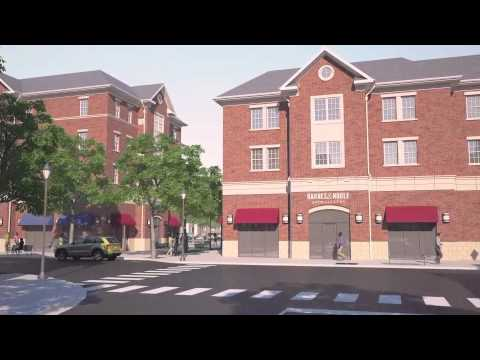 Virtual tour of Campus Town at The College of New Jersey, Ewing NJ - By PRC Campus Centers LLC a PRC Group