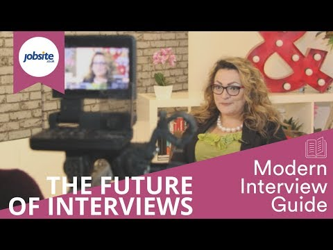 What does the future of interviews look like?