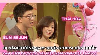Bị nàng tưởng là GAY nhưng 'Oppa Hàn Quốc' vẫn cưới được cô gái Việt Nam xinh đẹp làm vợ 😘
