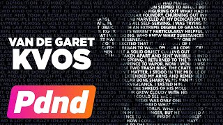 Van de Garet - KVOS (Official Video)