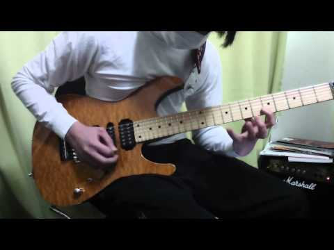 Sonata Arctica―San Sebastian(Revisited) Guitar cover