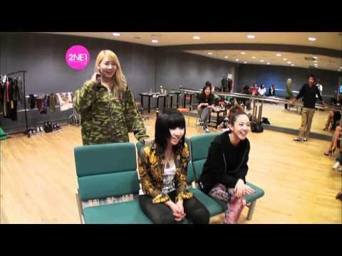 2NE1_TV_Season 2_E02-2_2NE1's filming new MVs