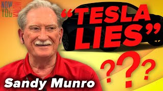 "Sandy Munro: ""Tesla Lies""? 