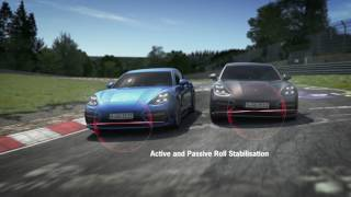 How PDCC in the new Panamera works