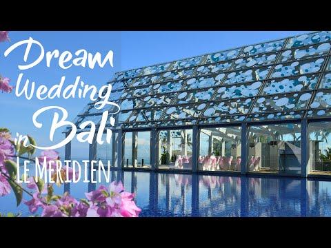 Dream Destination Wedding, Le Méridien Bali Jimbaran