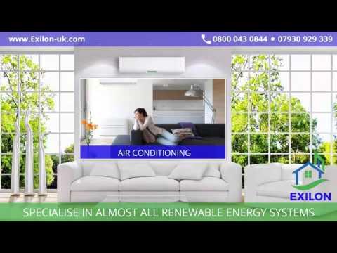 Air conditioning Essex