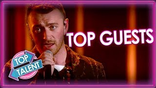 TOP Guest performances on X Factor | Beyonce, Sam Smith, One Direction and MORE | Top Talent