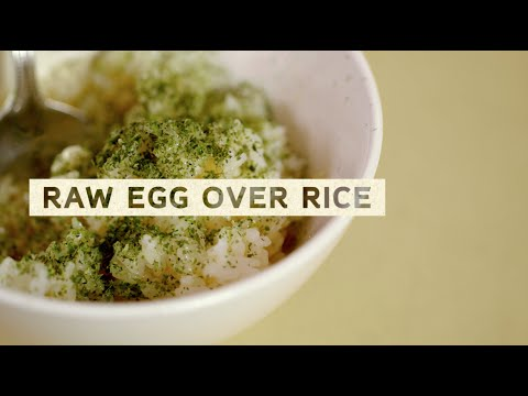 Taste Memories: How To Make Raw Egg Over Rice With Ivan Orkin