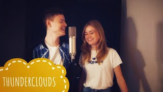 LSD - Thunderclouds ft. Sia, Diplo, Labrinth (cover)