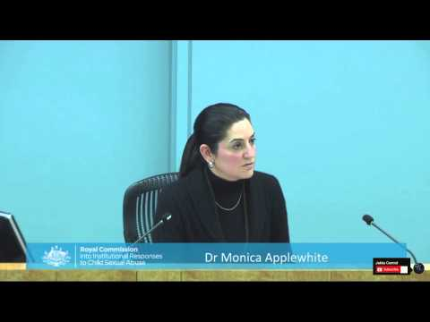 [Day 4; Part 1]Child Sexual Abuse Within Jehovah's Witnesses - Live Hearing Australia: 2015-07-31