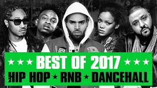 🔥 Hot Right Now - Best of 2017 | Best R&B Hip Hop Rap Dancehall Songs of 2017 |New Year 2018 Mix - YouTube