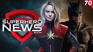 Superhero News #70: Shifting the Tone of DC Films (with Dani Fernandez)