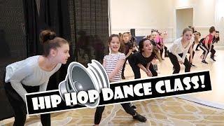 Hip Hop Dance Class 🔊 (WK 370.5) | Bratayley