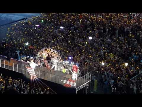 빅뱅10주년콘서트 오프닝(Bigbang Concert Opening)_천국/we like 2 party