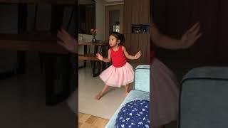 Dancing to Shakira song. Zootopia