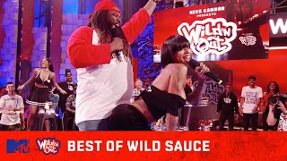 Best of Wild Sauce 🌶 ft. Vic Mensa, Black Ink Crew' Sky & More 🔥 Wild 'N Out