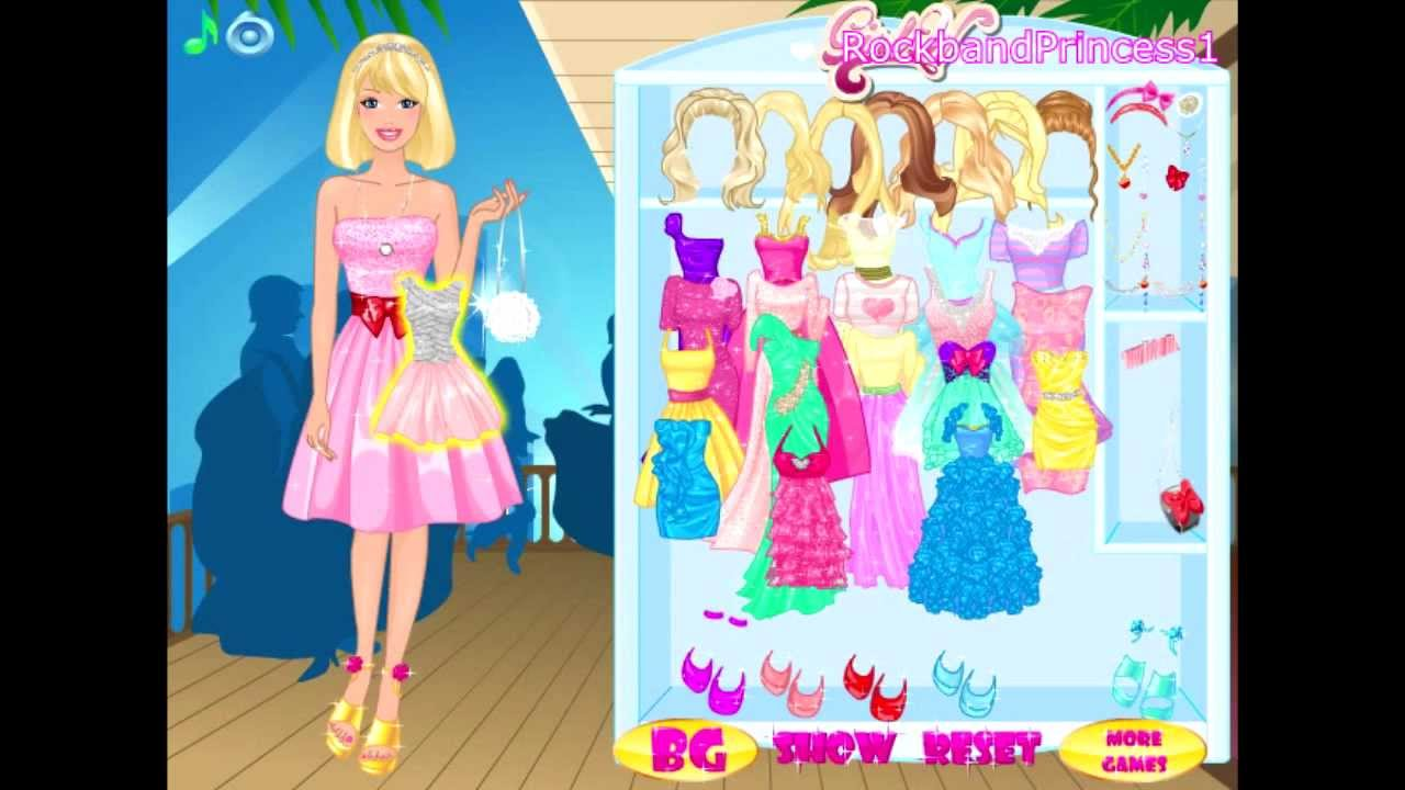 dress up dolls games for free