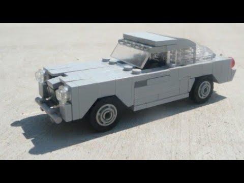 lego james bond 007 aston martin db5 moc youtube. Black Bedroom Furniture Sets. Home Design Ideas