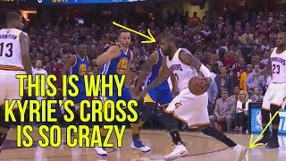 3 Reasons Why Kyrie Irving Has The BEST Crossover in the NBA