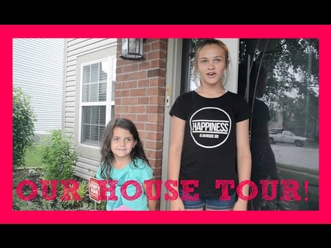 OUR HOUSE TOUR!
