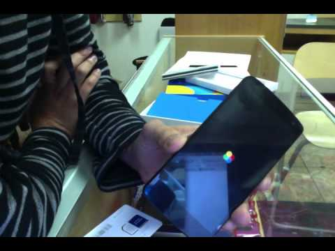 Metro PCS Nexus 5 Unboxing and Review