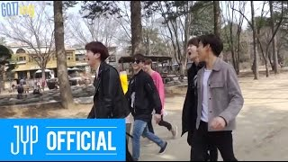 GOT7 - Holiday inn YouTube 影片
