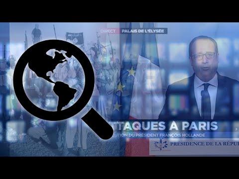 """Grégory Phillips, France Info : """"Le traitement médiatique du conflit avec Daech est très compliqué"""""""