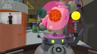 Im a Natural Born Problem Solver! (Rick and Morty Virtual Rick-Ality)