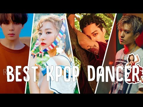 BEST DANCERS IN KPOP