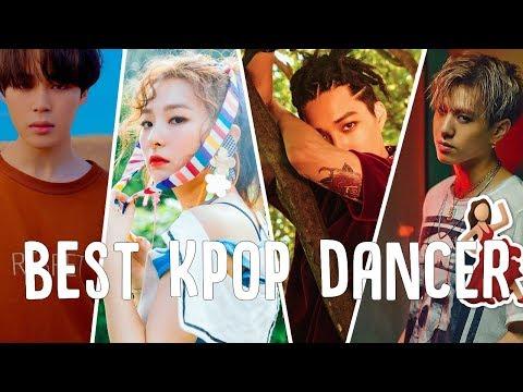 BEST DANCERS IN KPOP