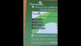 Vietcombank Cách kiểm tra tk