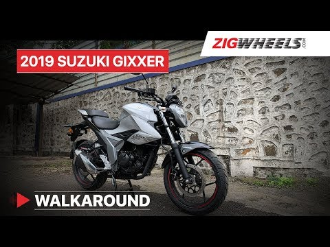 Suzuki Gixxer 150 2019 Walkaround Review | Price, Features, Engine Details & More