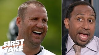 Big Ben has more pressure than Mike Tomlin - Stephen A. | First Take