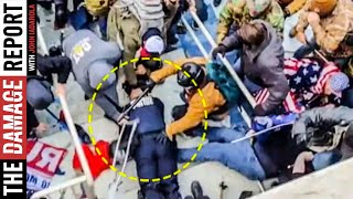 Trump Supporters Lead HORRIFIC Assault On Police