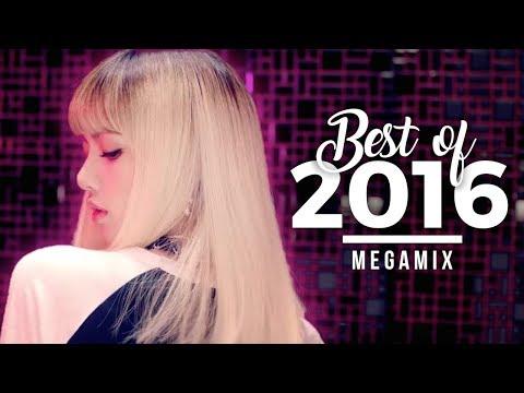 BEST OF 2016   K-POP MEGA MASHUP (123 SONGS)