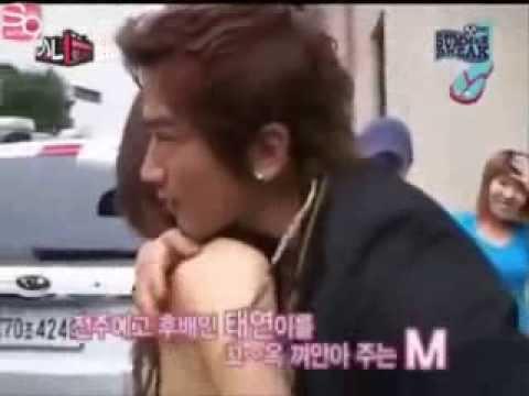 Lee Minwoo & Taeyeon