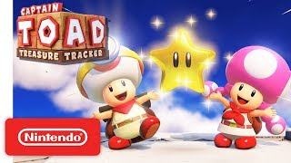 Captain Toad: Treasure Tracker Gameplay Trailer - Nintendo Switch