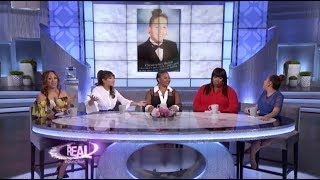 "I WAS ON ""THE REAL"" TV SHOW ! ! ! !"