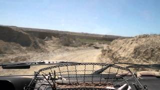 the road to punta san carlos
