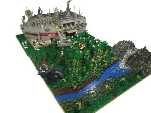 Lego Star Wars Alderaan Lego Star Wars The Clone Wars