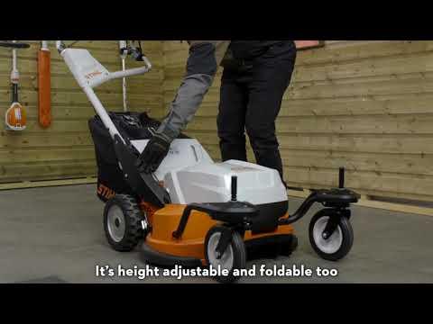 STIHL RMA 765 V Powerful Professional Lawn Mower