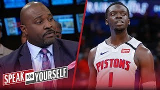 Reggie Jackson makes Clippers a team with 'insurmountable' depth — Wiley | NBA | SPEAK FOR YOURSELF