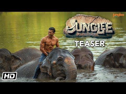 Junglee - Official Teaser - Vidyut Jammwal - Chuck Russell