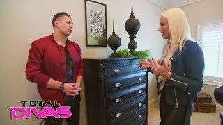 The Miz and Maryse tour a new home in Cleveland: Total Divas Preview Clip: Jan. 31, 2018