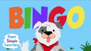 BINGO | Super Simple Songs - YouTube