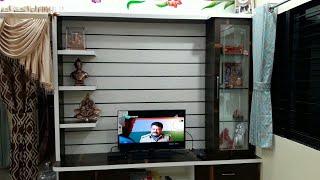 Modular TV cabinet design ideas